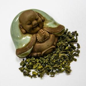 Чай зелёный Ганпаудэр классический