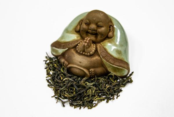 Чай зелёный жасминовый Моли Инь Хао классический
