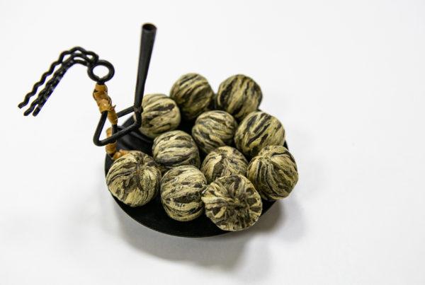 Чай связанный Ли Чжи высокосортный