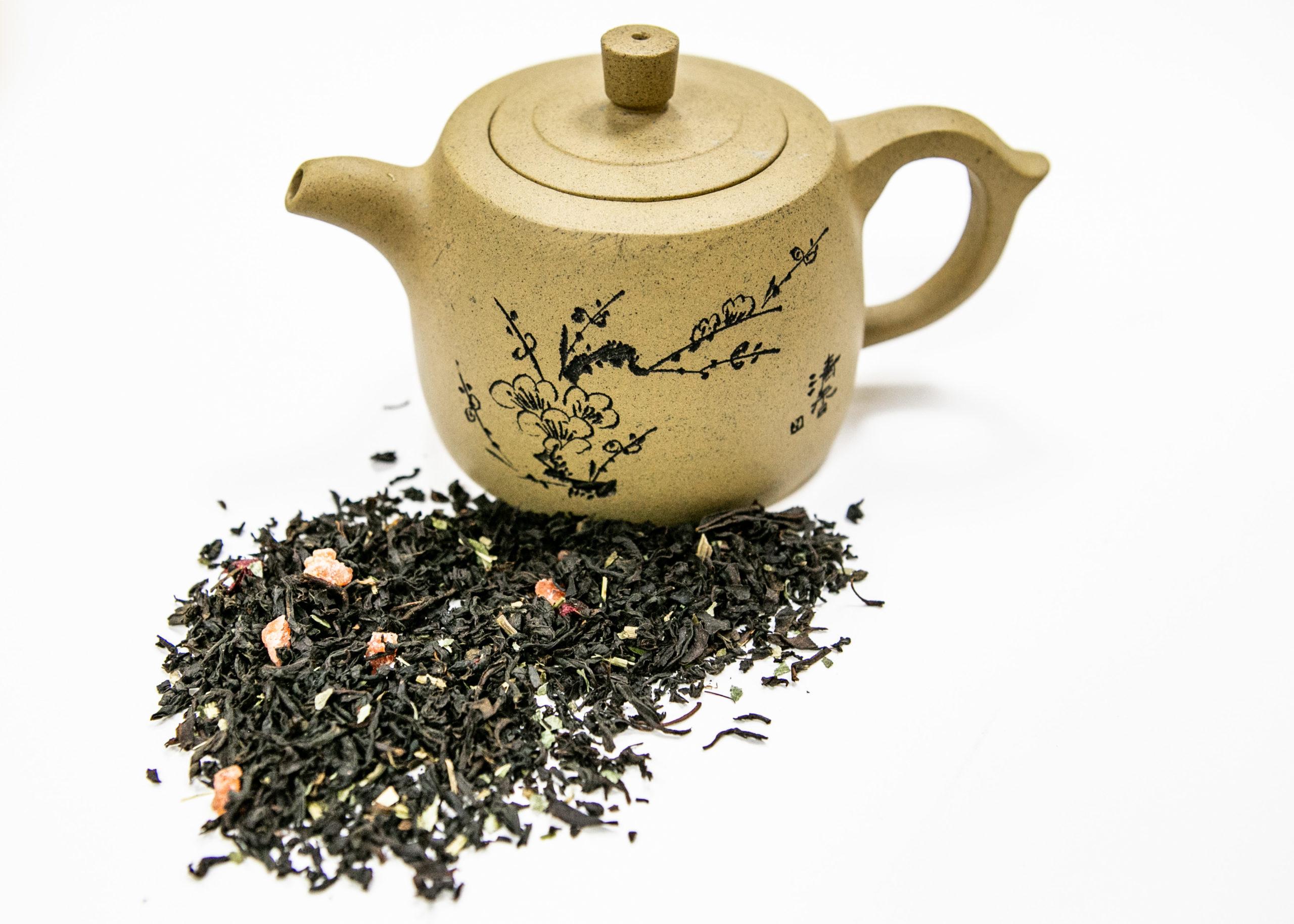 Чай дикая вишня