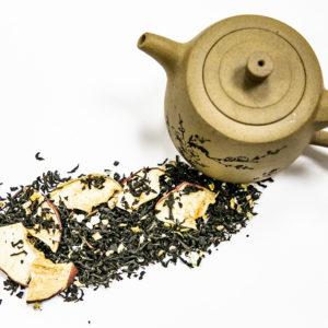 Ароматизированный чай огненный витамин