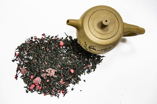 Ароматизированный чай малиновый сорбет