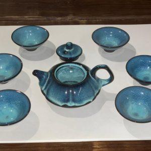 Чайная посуда №13