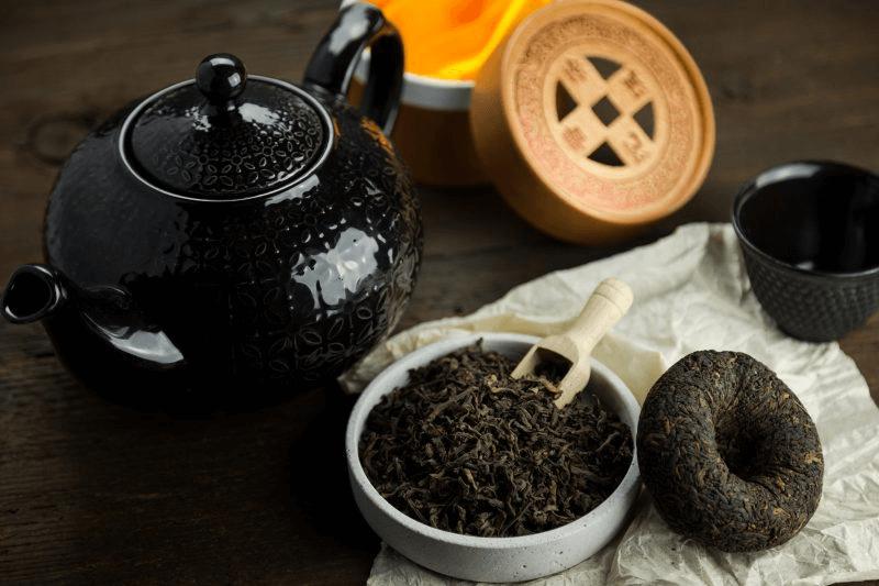 Чайный набор с чаем