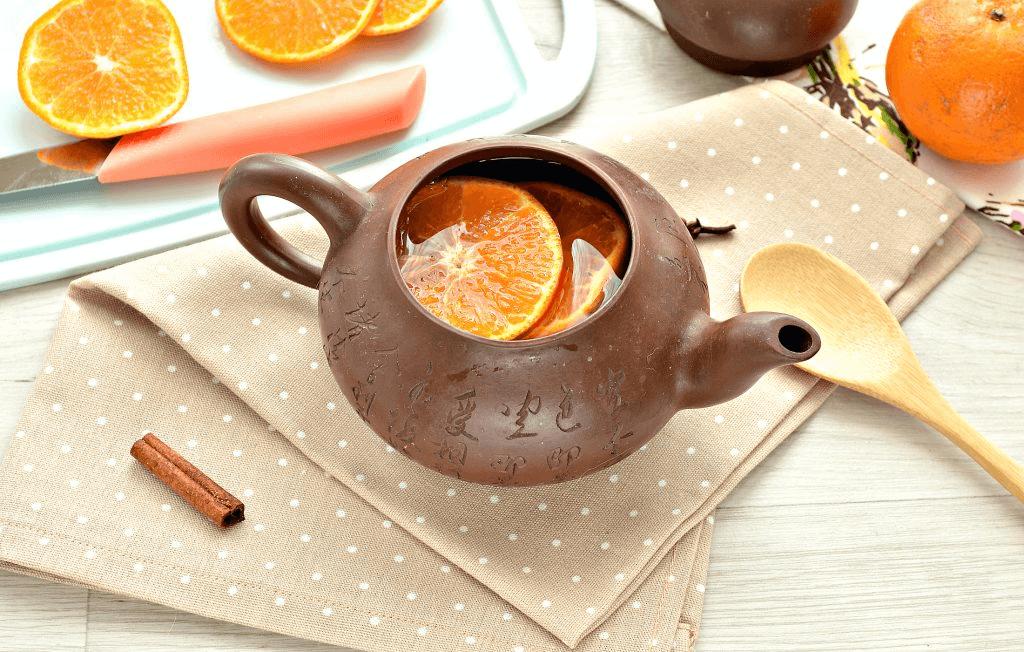 Чайник с пуэром