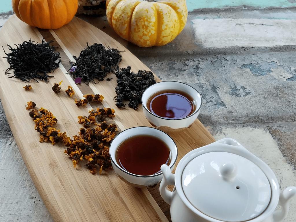 Сервированный чай